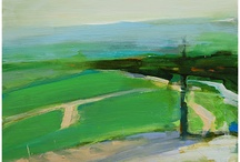 Paintings- landscapes / by Joanna Boomer
