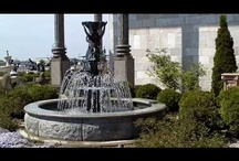 Videos of Fountains and More in Action / Watch the fountains from Carved Stone Creations in action.