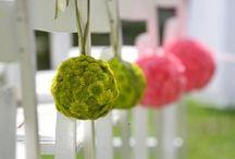 Weddings and Reception Ideas / by Yvonne Sanders