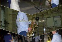 Ekdilosis wedding saxophone events / Αναμφίβολα η συμμετοχή ενός σαξόφωνου στην εκδήλωση φανερώνεται την πρόθεσης σας να παρουσιάσεται ένα''ξεχωριστό event'',ξεκινώντας μάλιστα από το καλωσόρισμα,με την έναρξη της δεξίωσης,αποδεικνύοντας πώς η επιλογή σας συγκαταλέγεται για δεκάδες διαφορετικούς λόγους στα must happenings μιας βραδιάς !