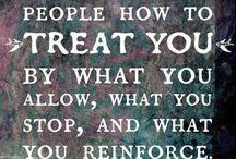 wise words / by Linda N