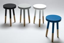 Admire: Wee Little Stools / by Erin Cooper