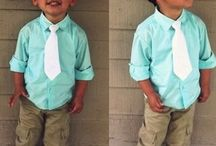 Kid clothes! Why not?! / by Stacy Spaeth