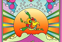 Art:  Peter Max / by Lisa Simmons