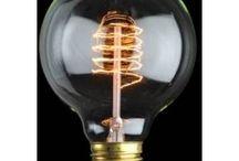 Design Lampen - Vintage Lightning / We pinnen ideeen voor verlichting en mooie gloeilampen.  Volg ons bord voor leuke pins! De mogelijkheden zijn onbeperkt!  Bekijk al onze design gloeilampen en industrie lampen: http://foir.nl/industriele-gloeilampen.html