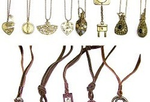 men's necklaces / by Marcel Hambali