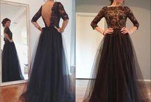 Vestidos finalistas