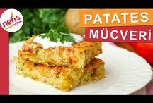 patatesli mucver