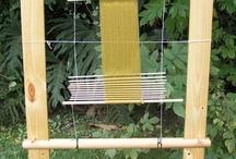 Weaving - Sprang