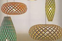 Bambu lamp shade