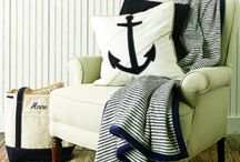 Obsessed with all things nautical / by Brianna McCarthy