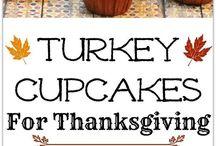 Thanksgiving dessert ideas for kids.