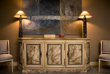 MB Décoration / Interior Design / Ambiances réalisées par Michael Biquet.
