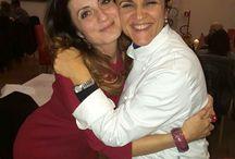 La settimana scorsa è stata una settimana ricca di incontri, noi vi ringraziamo tutti. / Ringraziamo @MariaBolignano del cast di #MadeInSud, @VeronicaMaia conduttrice di #RaiUno, @GiovanniMauriello fondatore del gruppo della #NuovaCompagniadiCantoPopolare @RoccoBarocco. Hanno gustato, il cuoppo di baccalà, lardo e castagne, il fiore di zucca con lo stoccafisso, e la polpetta di stocco. Il grazie più grande invece va a Nonno Franco al quale non servono le stelle perché brilla da solo soprattutto quando si mette ai fornelli. telefono 0818991843 / 333 2963740