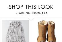 Moda outfity