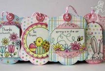 Created cards....spring / by Rhonda Potts