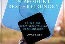 ONLINESHOP FOTOGRAFIE / Tipps für den Onlineshop, dein Start ins E-Commerce Business