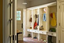 Home: Laundry / Mud Room / by tiff
