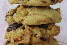 Cookies, Bites y Barrrritas / Recetas. Libro de Cocina