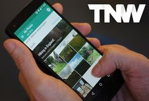 TNW // Top Smartphones / by The Next Web