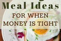 Frugal cooking