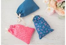 Pouch & drawstring bag