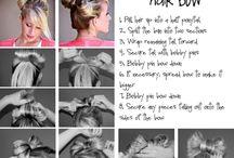 Hairstyles / by Gray Meeks