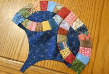 Tips for double wedding quilt
