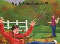 Fall Theme Outskirts Press Books