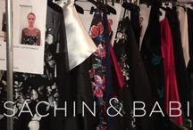 #NYFW: Sachin & Babi A/W 2016 / NU EVOLUTION was the Beauty Sponsor of Sachin & Babi's Autumn/Winter Show at New York Fashion Week! Find out more about the designer at http://www.sachinandbabi.com/