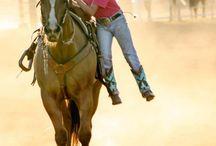 Gutsy riding!