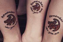 Tatuajes / Los simpsons