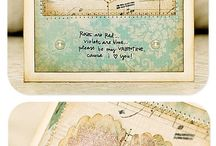 Greeting cards / by Linda Jones