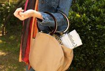 Bolsos / Bolsos y más bolsos. De tela, de lana, fieltro, cuero, trapillo y de cualquier otro material