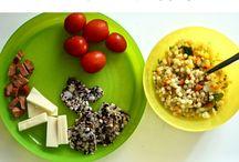 Kid Food / Food for toddlers/preschool age / by Cathi Salem