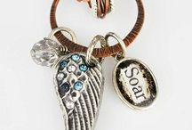 Handmade Jewelry / Jewelry and nic nac finds of vintage, eclectic and handmade styles