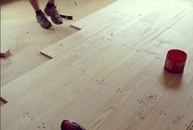 Create Home: Wood Flooring Ideas / by Everyday Creative