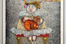 ♥Graciela Rodo Boulanger Arts♥