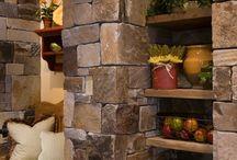 Wood + Stone