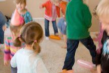 kids party / by Christina Hetrick
