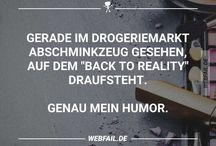 Humor - Frauen