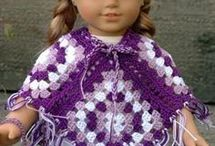 American Girl Doll 18in