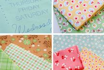 Riley Blake Designs / Find your favorite quilting and sewing fabric at Shabby Fabrics!
