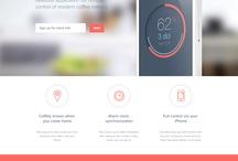 Flat design / Najnovšie trendy zo sveta webových aplikácií v podobe flat designu.