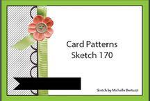 Card Layouts I Love! / by Nancy Pullia