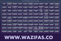 99 Names of Allah Benefits in Urdu Ya Muizzu Meaning Ya Muizz Wazifa Maksud Fazileti +91-7568606325