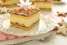 řezy,rolády a dortíčky