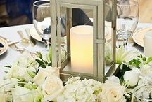 Wedding Centerpieces / Centerpieces for reception / by Kelsey Jones