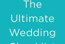 Wedding Necessities
