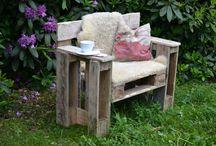 Wood - Palettenmöbel / Paletten Upcycling